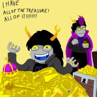 All the Treasure by GumbaMasta