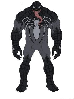Venom Concept by monstrous64