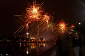 Moomba Fireworks by DanielleMiner