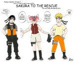 Naruto: Sai's new clothes by Taheca