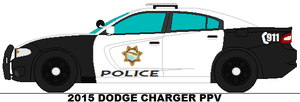Paleto Bay Sa Police 2015 Dodge Charger by PRPFD2011