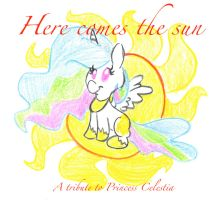Here comes the sun tribute by Ghost-Peacock