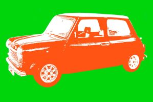 Pop Art Car by cosboom