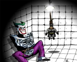 JOKER by LEX-LUTHOR