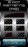 8 Dot Patterns -big- for GIMP by el-L-eN