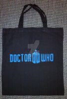Doctor Who bag by HalfBloodAssassin