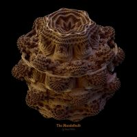 The Mandelbulb by dspwhite