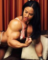 Kashma Sexy Muscle Morph by Turbo99