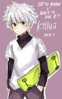 killua by shimun123