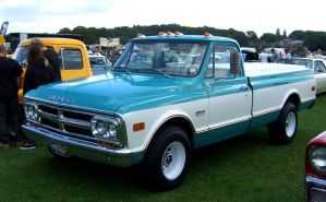 GMC TRUCK 1968 by Sceptre63
