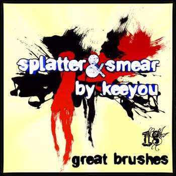 Splatter and Smear by Keeyou