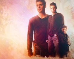 Jensen Ackles by sweeneytodd1908