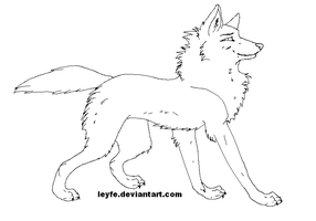 Free MS Paint Lineart by leyfe