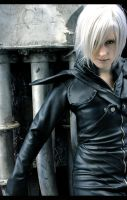Final Fantasy: Advent Children - Kadaj by NanjoKoji