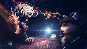Rengar vs Teemo - By DieGuardian by DieGuardian