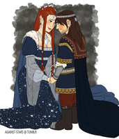 +in starlight by against-stars