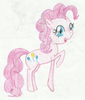 Horse or Pinkie Pie by TapinAnts