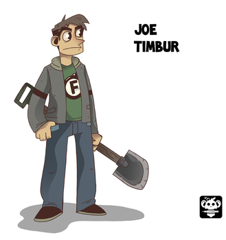Joe Timbur OSZ by ARTMONKEYMG