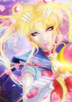 Sailor Moon Crystal by LaceWingedSaby