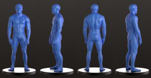 QuickSculpt_MuscleGuy by monkibase