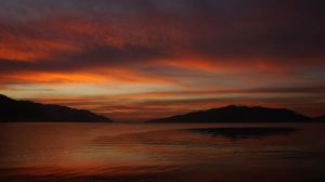 Sunrise over Marmaris / Turkey by Navvyblue