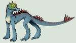 Charybdis AT by Dragon-Wolf-Lover