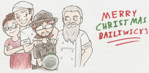 Bailiwick's Christmas Card Thing by Mister-Saturn