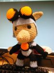 Sparkster - Sackboy by Arus