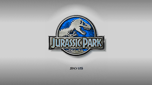 Jurassic Park IV Official Wallpaper by ProfessorAdagio
