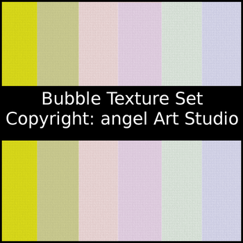 Bubble Texture Set (Unrestricted) by angelGraham