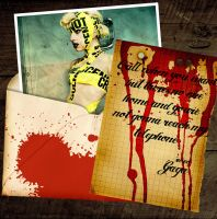 A Letter From Prison by cezuh0425