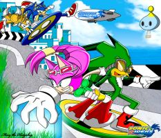 Sonic Riders ... 3 by Mery-the-Hedgehog