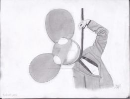 deadmau5 by aBookReadersLife