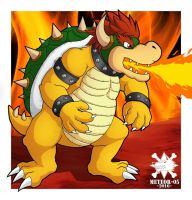 Happy Bowser Day 2016 by Meteor-05