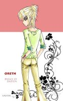 Picture of Oreth by Celerana-chan