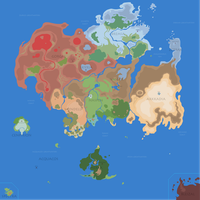 Map of Endova 5.0 by The-Knick