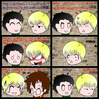 Harry and Draco comic by catsrgreat