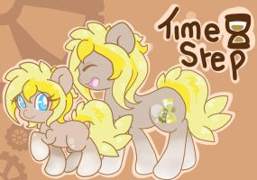 TimeStep Ref by LoreHoshi