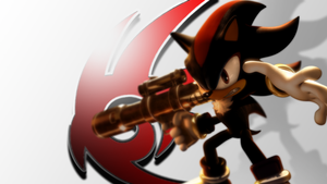 Shadow the Hedgehog Wallpaper by RealSonicSpeed