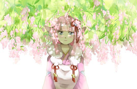 Spring by DingDingy