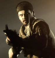 Frank Woods by AngryRabbitGmoD