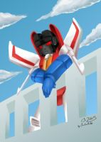 TF Starscream by Pandablubb