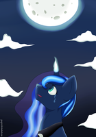 Luna Cry by zarzox