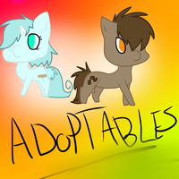 Pony adopts 1 by Star-Scamper