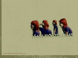 Hayley Williams wallpaper by connectingourhearts