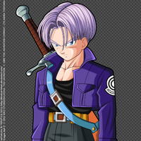 Trunks del Futuro by Ferstyle-Fotek