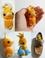 Torchic by TheSmall-Stuff