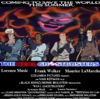 Real Ghostbusters The Movie by rgbfan475