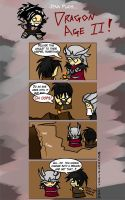 Jenn Plays Dragon Age II 5 by Kuocomics