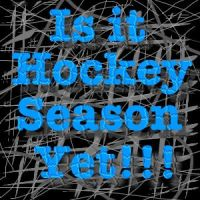 Saying: Hockey yet? by CLPennelly